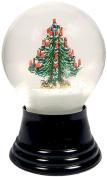 Alexander Taron PR1004 Medium Christmas Tree Snow Globe