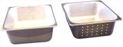 Benchmark USA 56744 Half Size Solid Pan