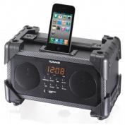 Craig Ipod-Iphone Docking Alarm Clock Dual Alarm - CMB3228