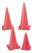 Champion Sports CHSTC15 Safety Cone 38cm High