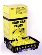 Horizon Manufacturing 4001 Ear Plug Dispenser Box Rack with Anti-Spill Tray