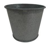 Cheungs FP-3351RD 3.5 inch Metal Round Garden Pot Planter