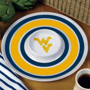 BSI Products Trays Ncaa West Virginia Mountaineers Melamine Serving Tray 38012