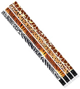 Musgrave Pencil Co Inc MUS1023D Jungle Fever Assortment 12Pk Pencil