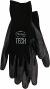 Boss Gloves Extra-Large Black Boss Tech Premium Gloves 7820XL