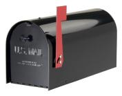Solar Group Inc Black Tuff Body Mailbox TB1B