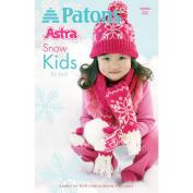 Spinrite Books 329380 Patons-Snow Kids -Astra