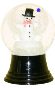 Alexander Taron PR1406 Snowman with Balloon Christmas Ornament