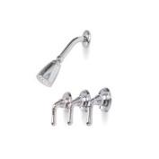 Premier Sanibel 120633 3 Handles Shower Faucet in Chrome