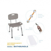 Drive Medical bathbundle Bathroom Safety Solution