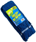Cequent Laitner Company 487 4 Ply Large Blue Looped Mop Head