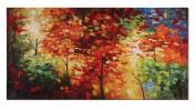 Uttermost Bright Foliage Canvas Art
