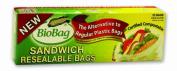 BioBag 190420 Reseable sandwich bag