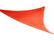 Coolaroo 434519 9 ft. 10 in. Triangle Red