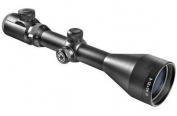 Barska Optics 10024 3-12 X 56 Euro-30 Pro 4A Ir Cross 5-20cm . Rings
