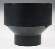 Genova Products 7.6cm . X 1-.127cm . ABS-DWV Reducing Couplings 80131