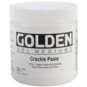 Golden 0003557-5 8oz. - 236ml - Crackle Paste