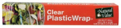 Natural Value Plastic Wrap, 100-Foot (Pack of 24)