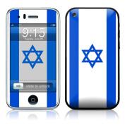 DecalGirl AIP3-FLAG-ISRAEL iPhone 3G Skin - Israel Flag