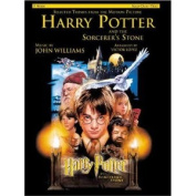 Alfred 00-0651B Harry Potter and the Sorcerer s Stoneo- Selected Themes from the Motion Picture- Solo- Duet- Trio - Music Book