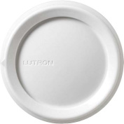 Lutron Electronics White Rotating Dimmer Replacement Knob RK-WH