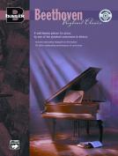 Alfred 00-19473 Basix- Keyboard Classics- Beethoven - Music Book