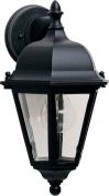 Maxim Lighting 1000BK Westlake Cast 1-Light Outdoor Wall Lantern - Black