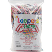 Pepperell Braiding 70763 Loom & Loopers Kit
