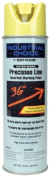 Rustoleum 203034 470ml High Visibility Yellow Industrial Choice Precision Line - Case of 12