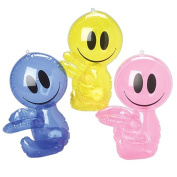 US Toy Company IN263 Smile Hug Me Inflates
