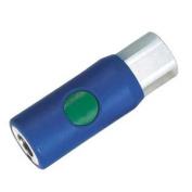 Prevost PRVERC180850.5cm Coupler High Flow Euro Style 0.6cm NPT Socket