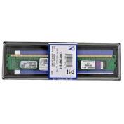 Kingston Desktop 4 GB - DDR3 SDRAM - 1333 MHz DDR3-1333/PC3-10600 - Non-ECC 512M X 8 - Unbuffered -