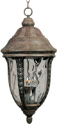 Maxim Lighting 3111WGET Whittier Cast 3-Light Outdoor Hanging Lantern - Earth Tone