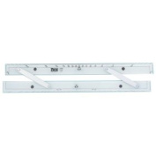 Weems & Plath 138 46cm Parallel Ruler with Aluminium Arms