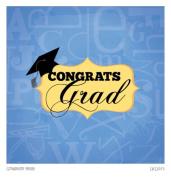 Canvas Kudos Decorative Sign, Graduation Plaque