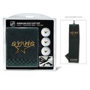 Team Golf 13820 Dallas Stars Embroidered Towel Gift Set