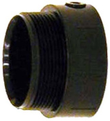 Genova Products 10.2cm . ABS-DWV Male Adapters 80440