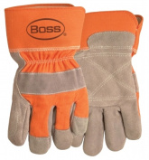 Boss Gloves Double Leather Palm Gloves 2393