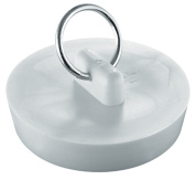 Waxman Consumer Products Group 1-.190.5cm . Whtie Basin Stopper 7512600T