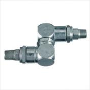 Lincoln Industrial 438-83594 1/4 x 1/4 Steel Swivel