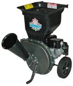 Patriot CSV-3065B 6.5 hp Gas Wood Chipper Leaf Shredder