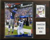 C & I Collectables 1215NICKS NFL New York Giants Player Plaque