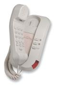 Scitec Inc. Corded Telephone TLM-69159 TeleMatrix 2L Trimline Ash