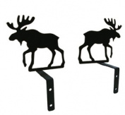 Village Wrought Iron CUR-S-19 Moose Swags