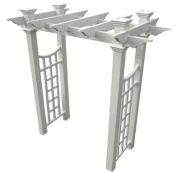 New England Arbours Fairfield Deluxe Arbour