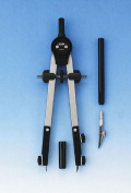 Alvin 203 Bow Compass With Ruling Pen