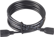 ET2 E53467 Thirteen Inch 24V 6 Prong Connector Cord from the Star Strand Collection, NA