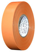 Intertape 18m Orange All Weather Coloured Electrical Marking Tape 5682