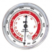 Mastercool 85500 6.4cm High Side R-134A/R-12 Replacement Gauge