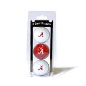 Team Golf 20105 Alabama Crimson Tide Golf Ball Pack